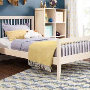 Tempat Tidur Anak Minimalis Jari-Jari